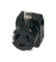 50A 125V Dockside Receptacle Part # 6370CR