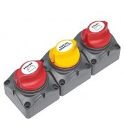 Battery Distribution Cluster for Single Engine with Two Dedicated Battery Banks Part # 715-H