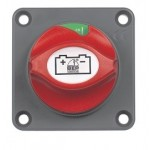 Panel-Mounted Contour Battery Master Switch Part # 701-PM