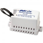 RULE INDUSTRIES Rule-A-Matic Plus Float Switch