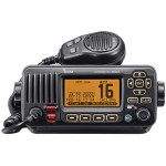 ICOM M324 Fixed VHF Radio—Black