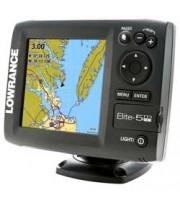 LOWRANCE Elite-5m HD Gold Chartplotter