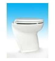 DELUXE FLUSH ELECTRIC TOILET Fresh water flush models, 24 volt dc