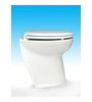 DELUXE FLUSH ELECTRIC TOILET Fresh water flush models, 12 volt