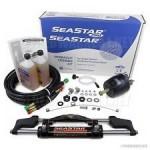 SeaStar Teleflex Marine HK6400A-3 + HO5118 18' Hoses Hydraulic Outboard Steering